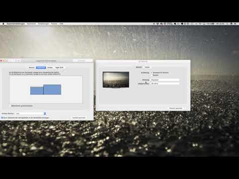macbook pro 2015/2016 mit 4k monitor auf 60hz in voller Auflösung. Endlich kein 30hz mehr!
