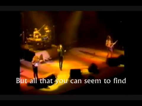 MR.BIG - GREEN TINTED SIXTIES MIND Live (Lyrics).wmv
