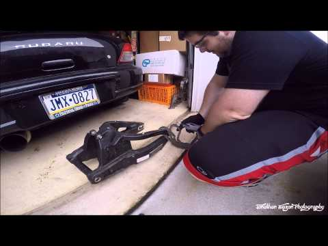 How To Cut Motorcycle Chain off Swing Arm