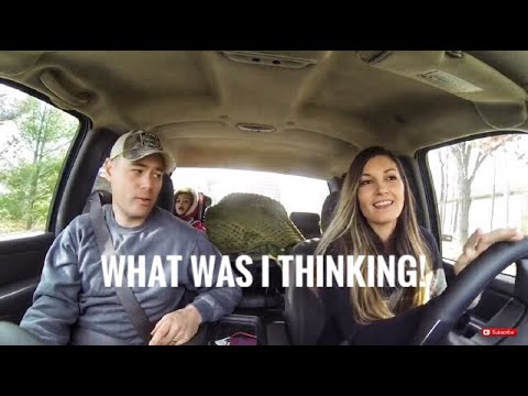 Wife Drives My Lifted Duramax!
