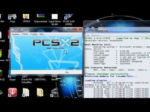 How to Install And Setup PCSX2 (PS2 EMULATOR) On Windows
