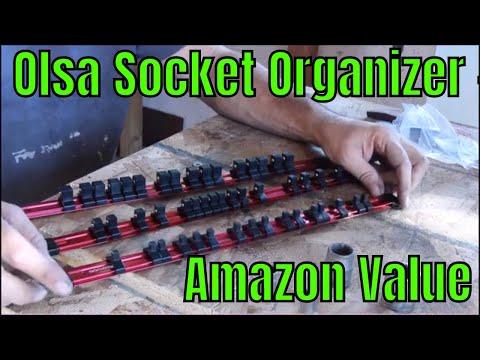 Olsa Socket Organizer