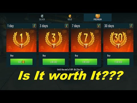 Tank Force | Is It Worth It Buying PREMIUM? | #31