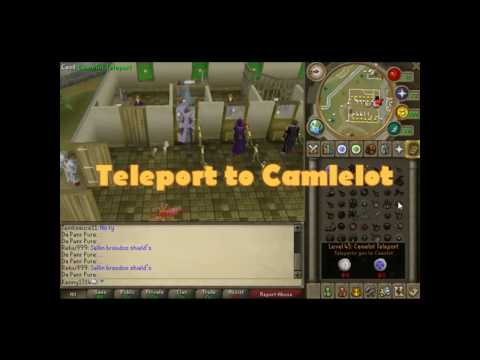 RuneScape: How to make 130k in 3 minutes!