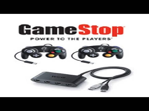 Adapter+2 Controller Bundle Now Available On Gamestop.com