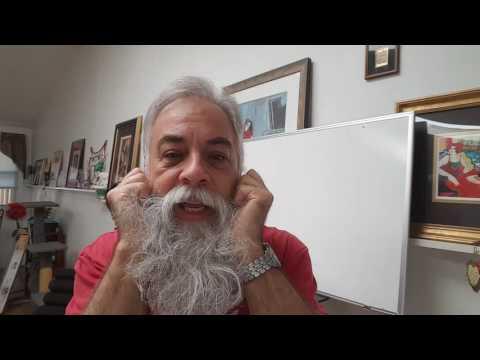 DIY Beard Curl Definer