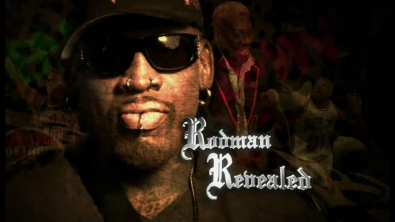 Rodman Revealed (Dennis Rodman Documentary)