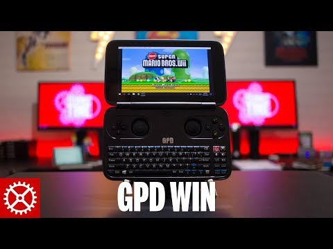 GPD WIN - An Ultra Portable Steam Gaming Device