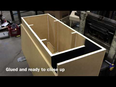 Ported box build for 1-15