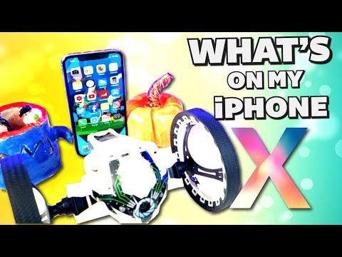 What's on my iPhone X 2018! (Guy/Boy Version Edition) - Games, Useful Apps, Tips and Tricks