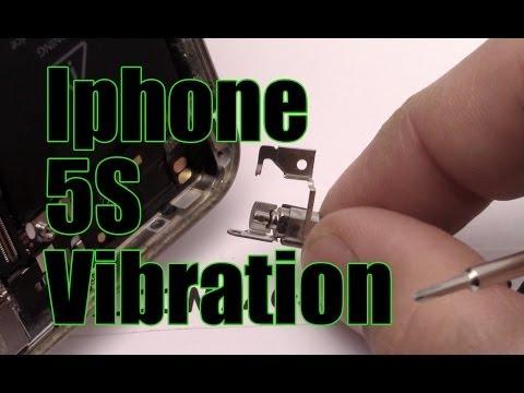 Sostituzione vibrazione iphone 5s vibrator replacement vibration fix vibration repair