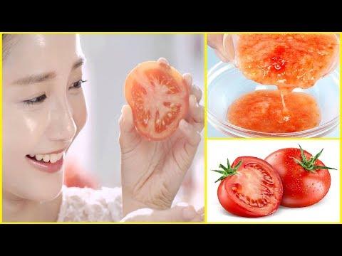 Tomato Skin Whitening Facial at Home   Get Fair, Glowing, Spotless Skin in 3 days
