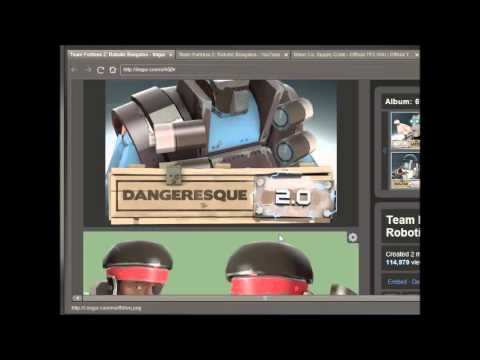 Tf2 Robo Crates and what they contain?