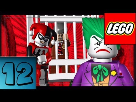 LEGO: Batman The Video Game - Part 12 - Harley Quinn