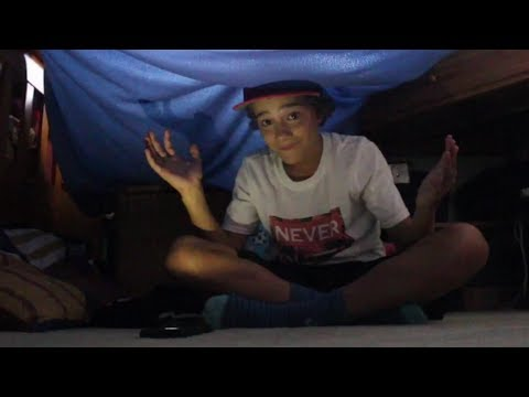 HOW TO BUILD THE BEST BLANKET FORT EVER!
