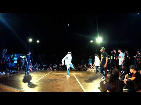 Battle Legendes Urbaines 2015   Skillmatic Underground vs Swing & Priska