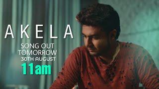 Akela Teaser | Raj Barman - Song Out 30th August
