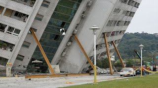 Download Scary Earthquake Footage Compilation From Around The World Video