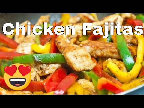 Chicken Fajitas Recipe -- The Frugal Chef