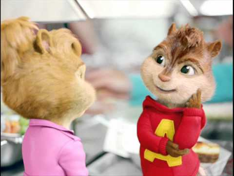 One Direction-What Makes You Beautiful Chipmunks and Chipettes Version((Makiki))
