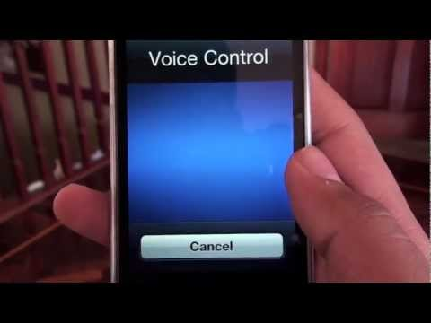 iPod touch: Voice Control