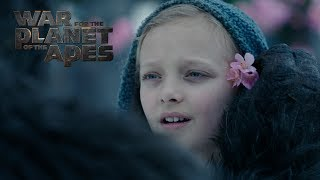 War for the Planet of the Apes | Meeting Nova | 20th Century FOX