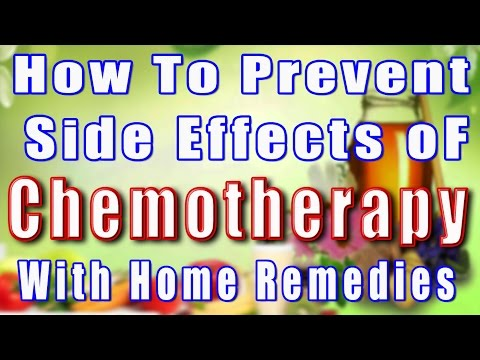 How to prevent side effects of Chemotherapy with home remedies II