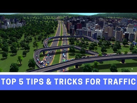 Top 5 Tips and Tricks for Managing Traffic in Cities Skylines (console)