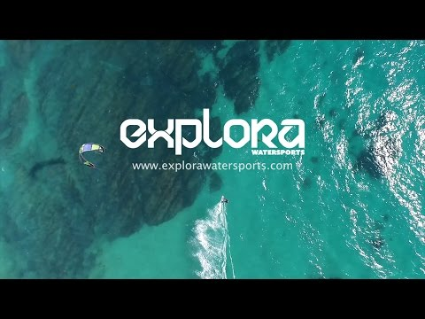 TARIFA, SPAIN: Explora Watersports Story - Let's go Kitesurfing!