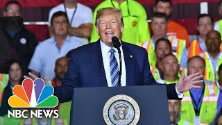 Donald Trump: Being The President Is 'Costing Me A Fortune'   NBC News