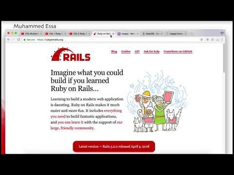 3  Ruby on Rails API JWT CRUD