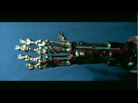 Terminator 2 Animatronic Endoskeleton Arm