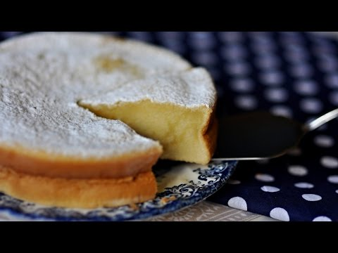 Make a Simple Vanilla Blender Cake - DIY Food & Drinks - Guidecentral