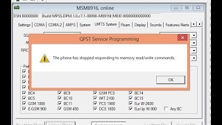 QPST Flash All Tool Pack - Qualcomm Product Support Software