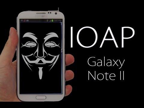 Galaxy Note II (AT&T) ROMS in a FLASH (IOAP)