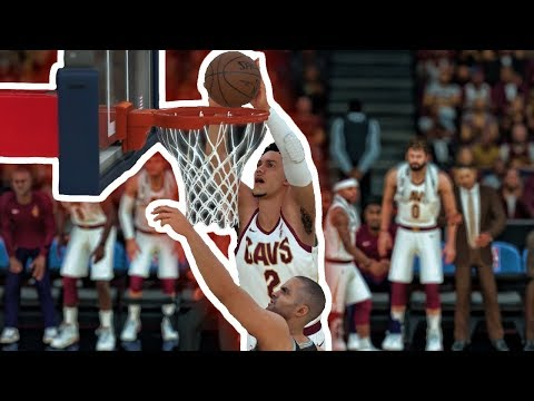 NBA 2K18 Trae Young My Career - First Poster Dunk Ep. 16