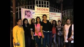 Protest Against kanhaiya kumar Done by sedan Member At Diamond Garden , Chembur
