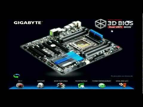 Gigabyte X79-UD5 BIOS and Overclocking Features