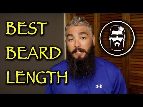 How Long to Grow a Beard
