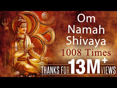 Download MP3 | om namah shivaya 1008 times chanting | Video