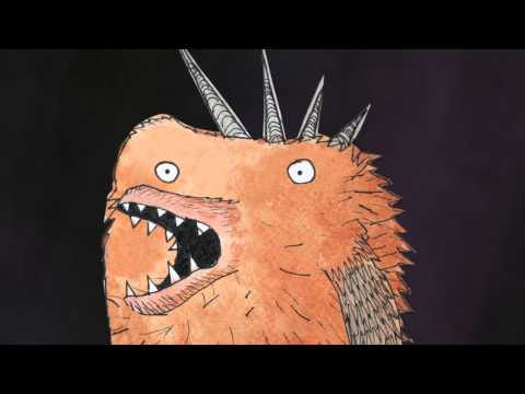 Big Bad Bubble Book Trailer - by Adam Rubin and Daniel Salmieri