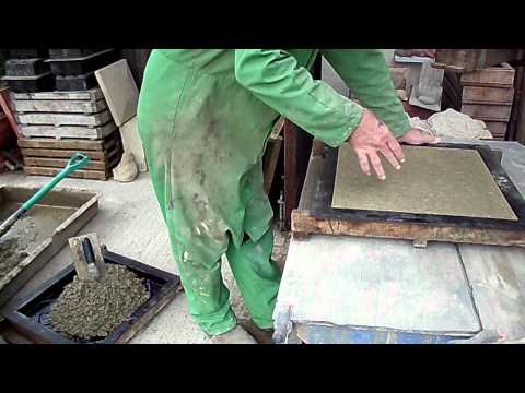 Vibrating Paving moulds