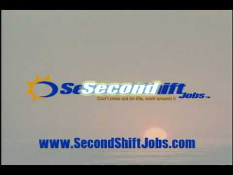 Second Shift Jobs TV Commercial by Mpower Media