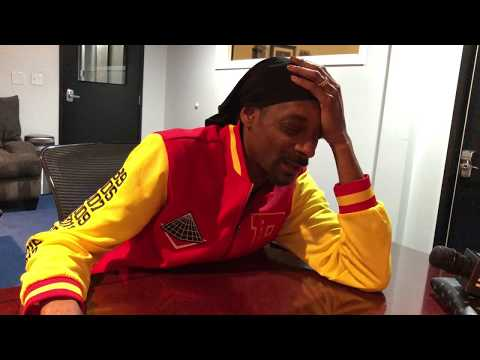 Snoop Dogg in Rare Candid Interview Talks God, Crying, and Haters