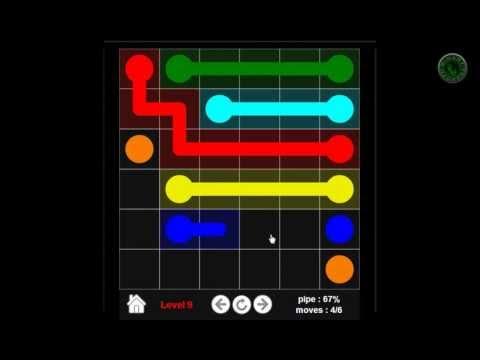 Flow Colors Regular 6x6 Level 1 - 10
