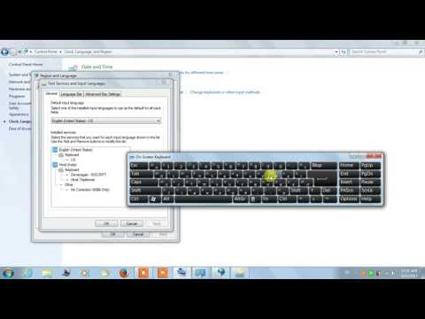 change language of PC or Laptop without any software
