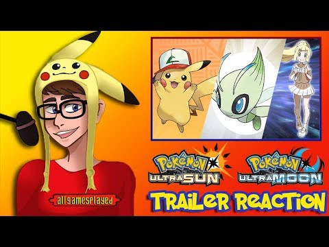 FREE MARSHADOW, ASH PIKACHU & CELEBI! - HUGE POKEMON ULTRA SUN & GO NEWS