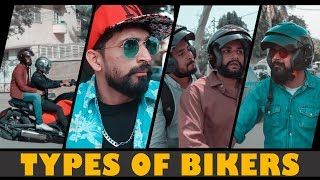 TYPES OF BIKERS | Karachi Vynz Official