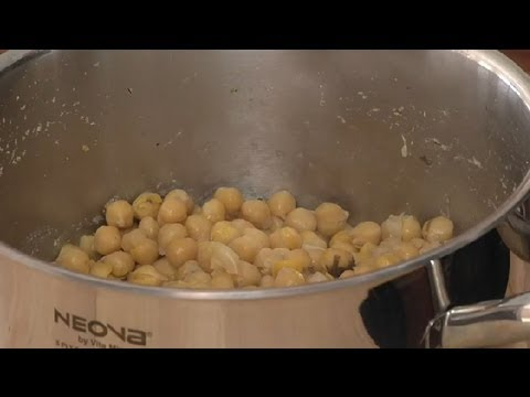 How to Cook Chickpeas for Hummus : Fresh Flavors