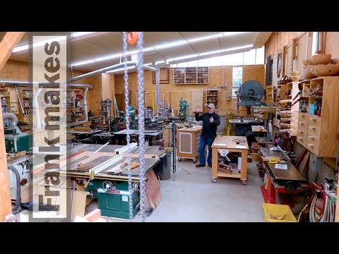 Shop Tour Part 1